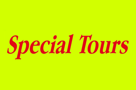 Referenzen Special tours
